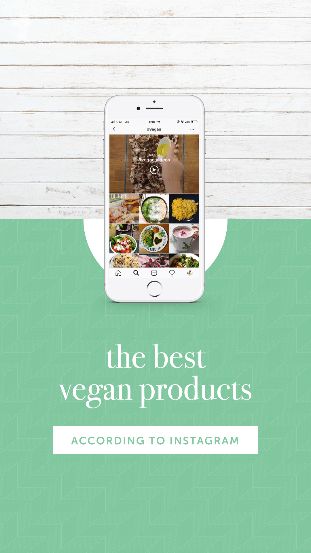 The Best Vegan Products, According to Instagram