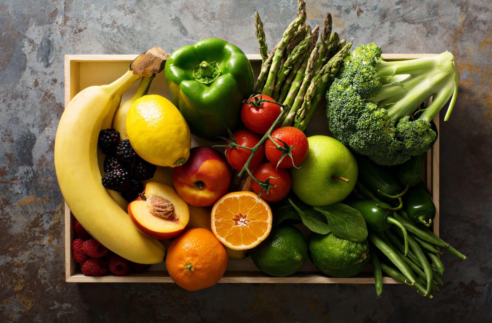 Aproveite as frutas da estação