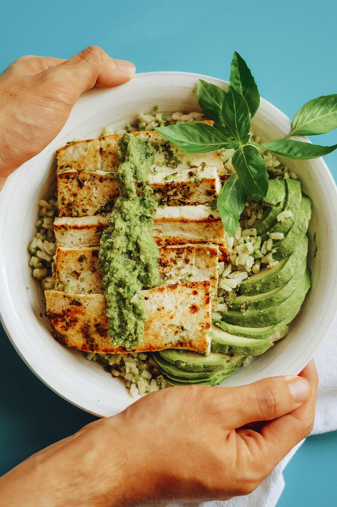 5 recetas con tofu que todo vegan@ debe conocer