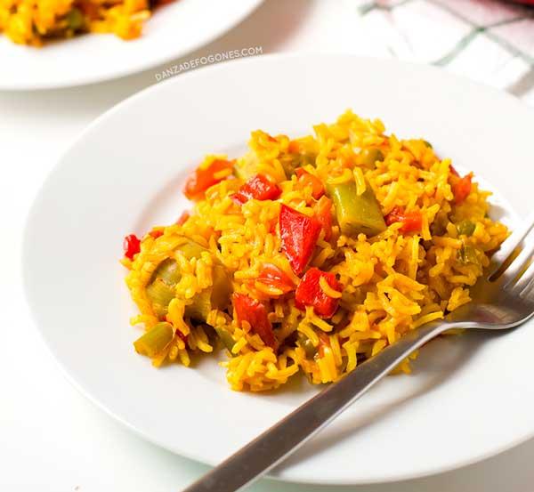 paella-vegana