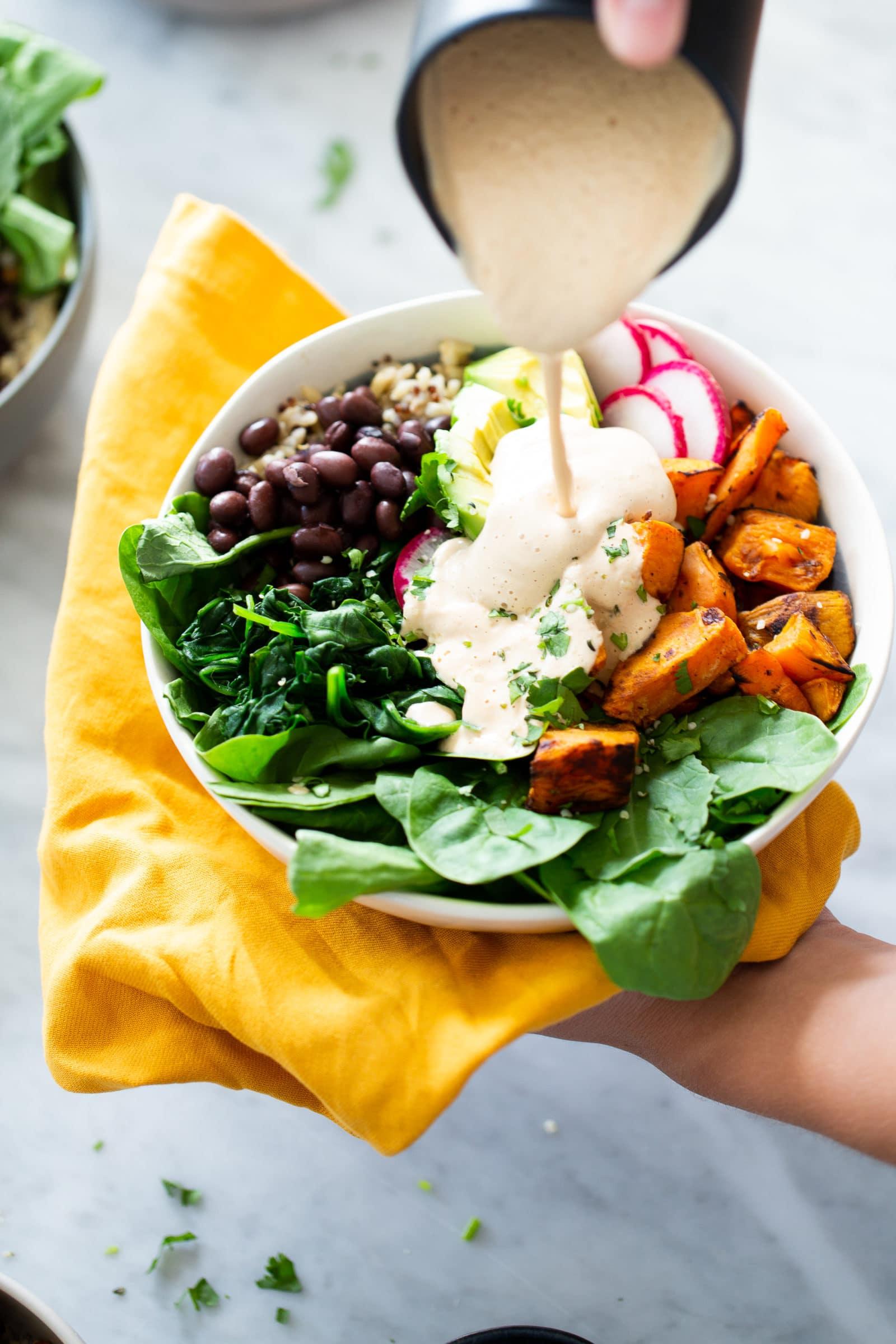 7 recetas que harán que quieras comer vegetales todos los días