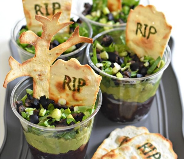 17 Spooky Vegan Recipes Perfect For Halloween