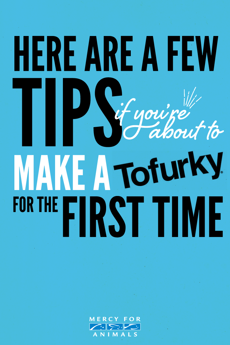 Here Are 5 Things to Know If You're About to Make a Tofurky for the First Time