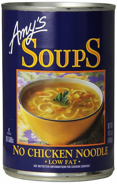 13 Canned Vegan Soups For When You Re Sick Af