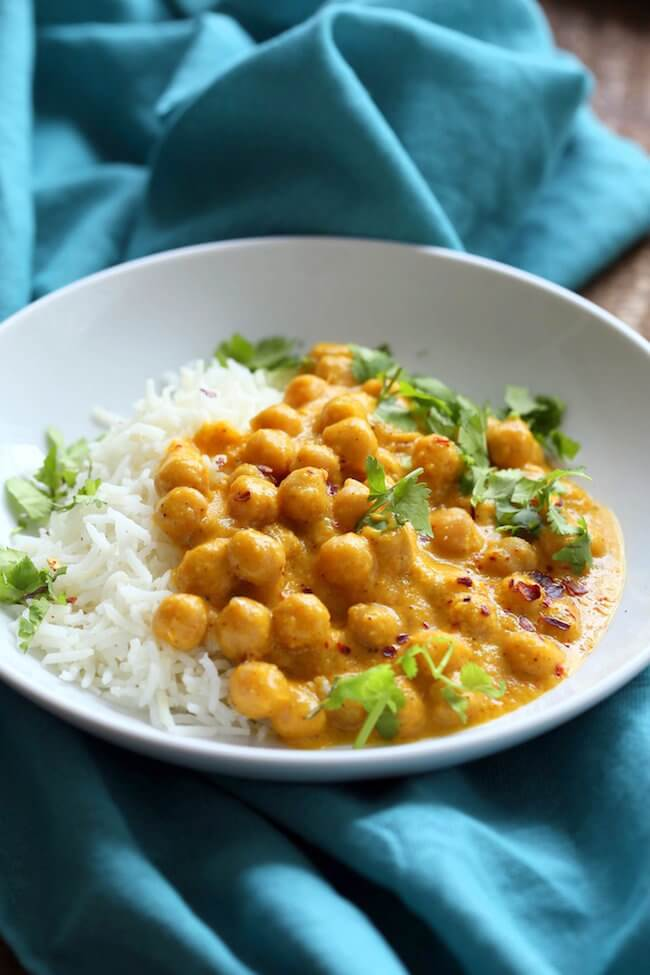 30 Vegan Dinners You Can Make In 30 Minutes Or Less Chooseveg