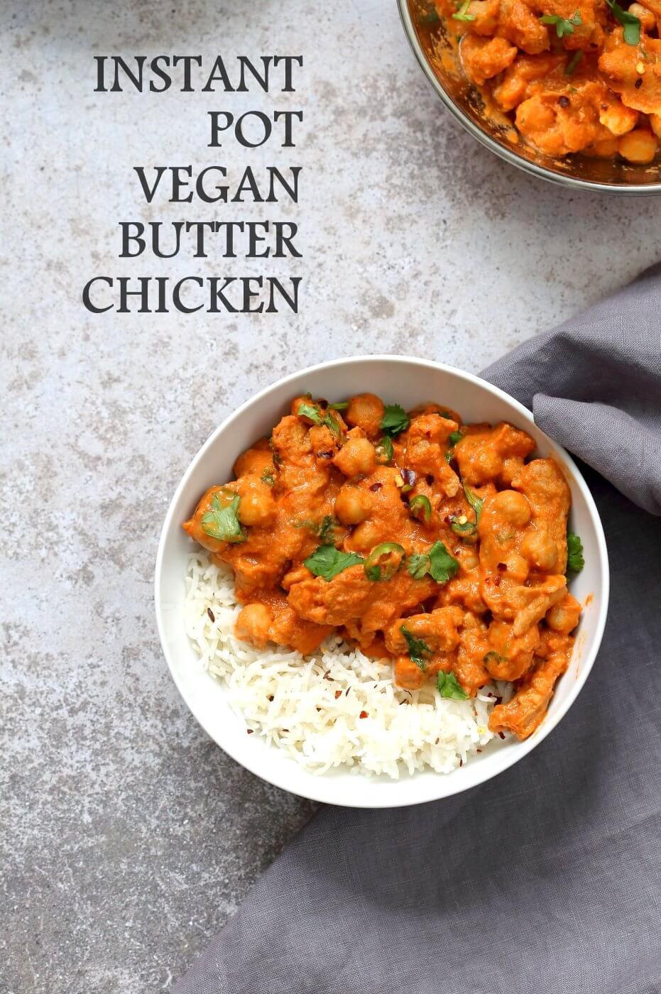 17 Easy Vegan Instant Pot Recipes You Ll Love Chooseveg