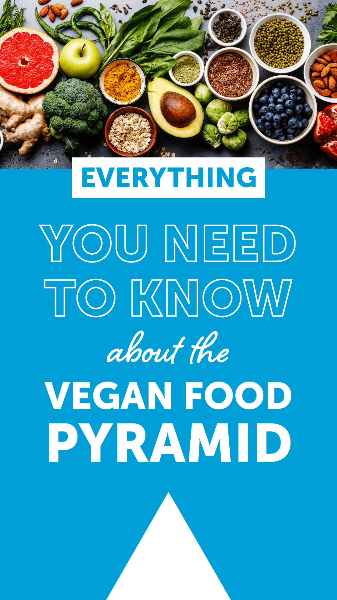 Everything You Need to Know About the Vegan Food Pyramid