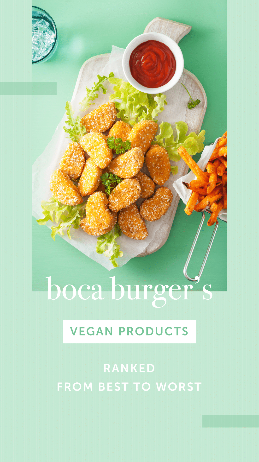 Boca Burger's Vegan Products Ranked From Best to Worst