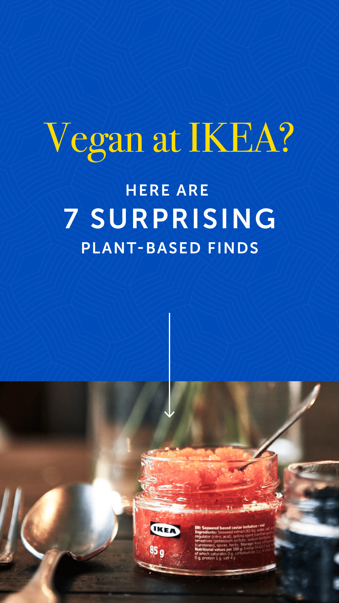Vegan at IKEA? Here Are 7 Surprising Plant-Based Finds