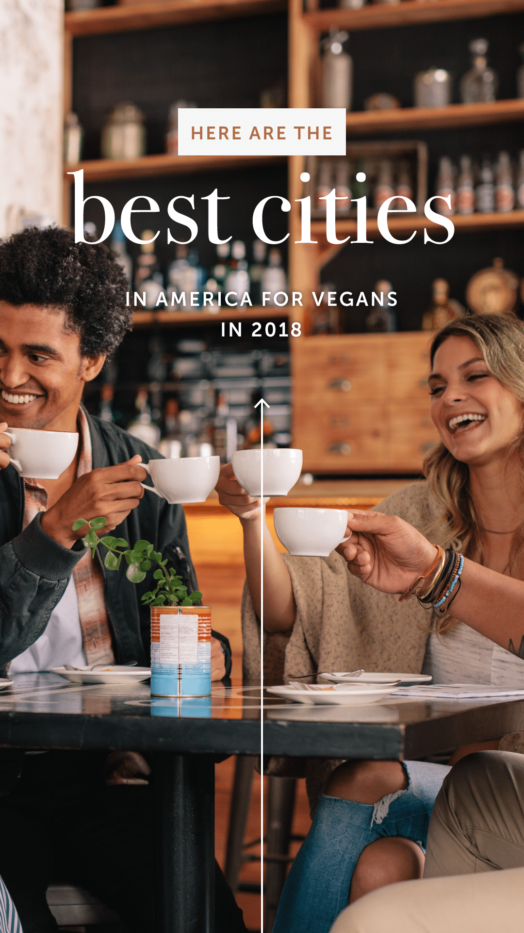 Here Are the Best Cities in America for Vegans in 2018