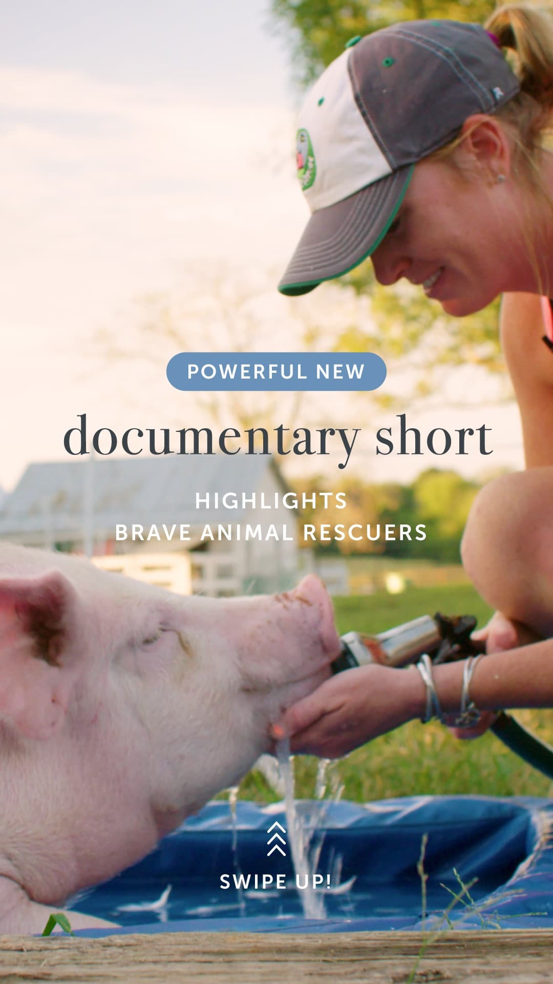 Powerful New Documentary Short Highlights Brave Animal Rescuers
