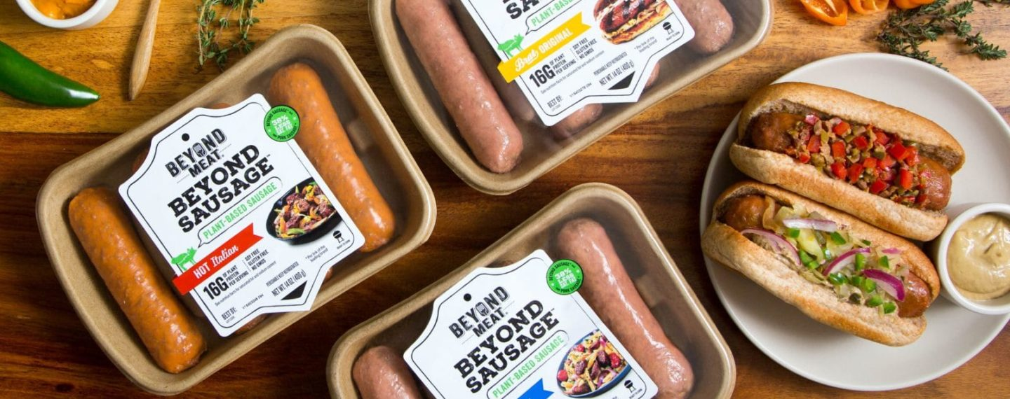 Beyond Meat Opens Second Facility, Hires Hundreds to Keep Up With Demand