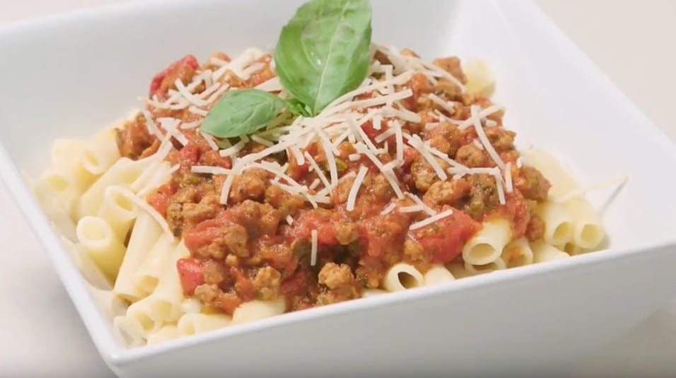 This Vegan Bolognese Recipe Is the Perfect Weeknight Dinner
