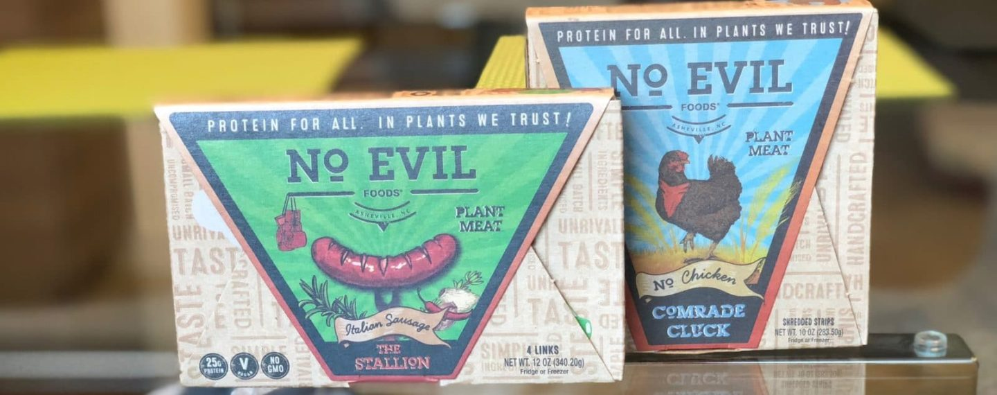 We Tried No Evil Foods Vegan Meat. Here's What We Thought.