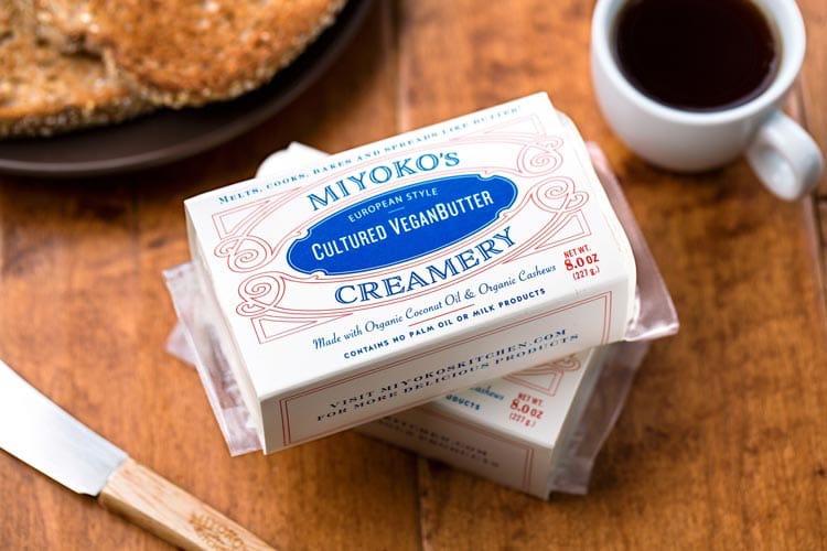 Miyoko's Vegan Butter Now on Sale at Trader Joe's