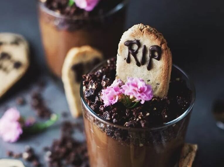 17 Vegan Halloween Recipes That Are Spooky Af Chooseveg