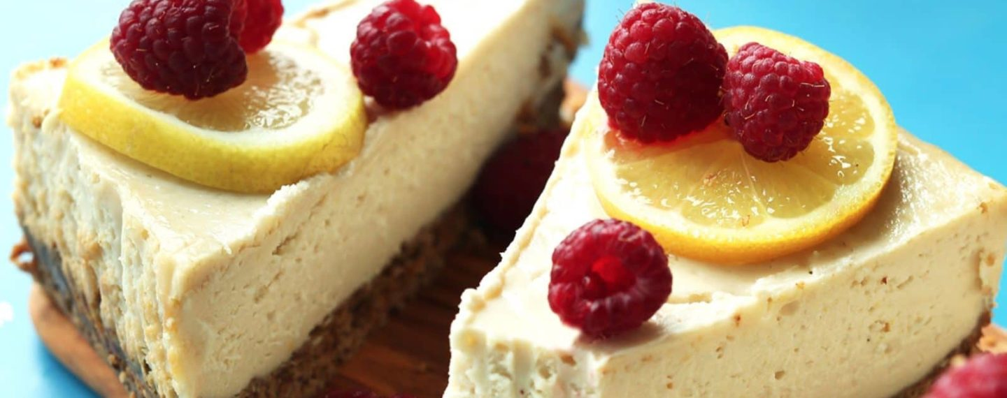 15 Vegan Cheesecake Recipes That Will Change Your Life