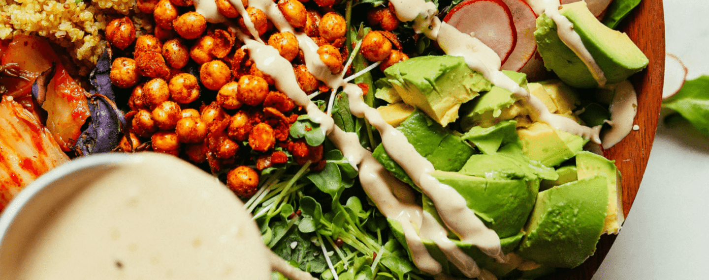 8 Vegan Dressing Recipes That Will Take Your Salad to the Next Level
