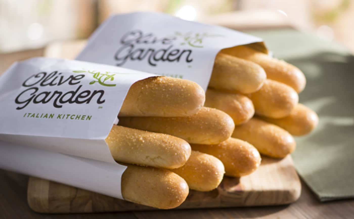 Menu For Olive Garden: Here's How To Eat Vegan At Olive Garden