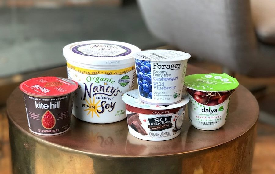 We Tried 5 Different Vegan Yogurts. This Is What We Thought…