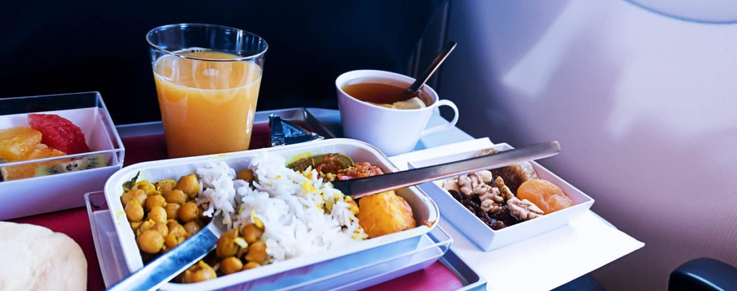 Airlines Report Sharp Rise in Vegan Meal Orders