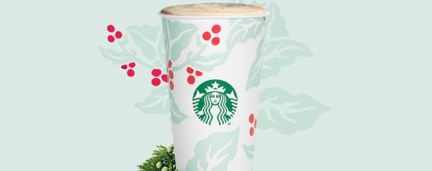 Starbucks Releases New Vegan-Friendly Holiday Drink