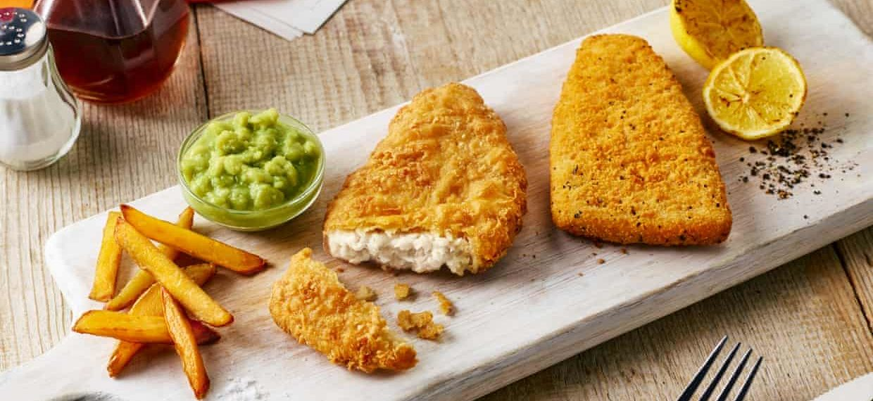 Vegetarian Brand Quorn to Launch Plant-Based Fish Fillets in U.K.
