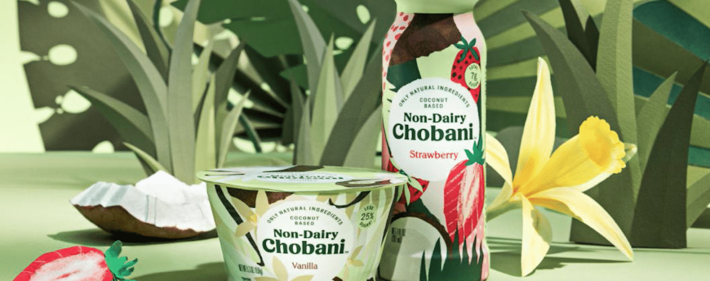 Chobani Announces New Line of Vegan Yogurt Made From Coconut