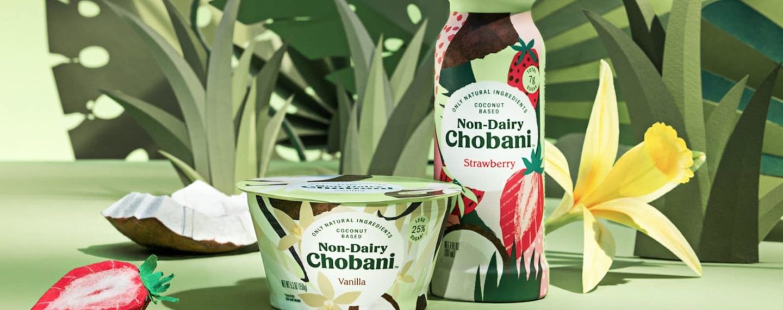 I Tried Chobani's New Vegan Yogurt. Here's What I Thought.