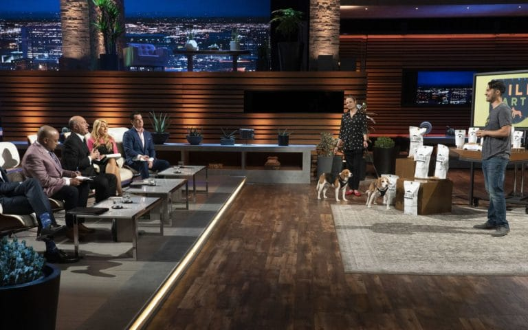 Vegan Dog Food Company Wild Earth Scores Big on Shark Tank