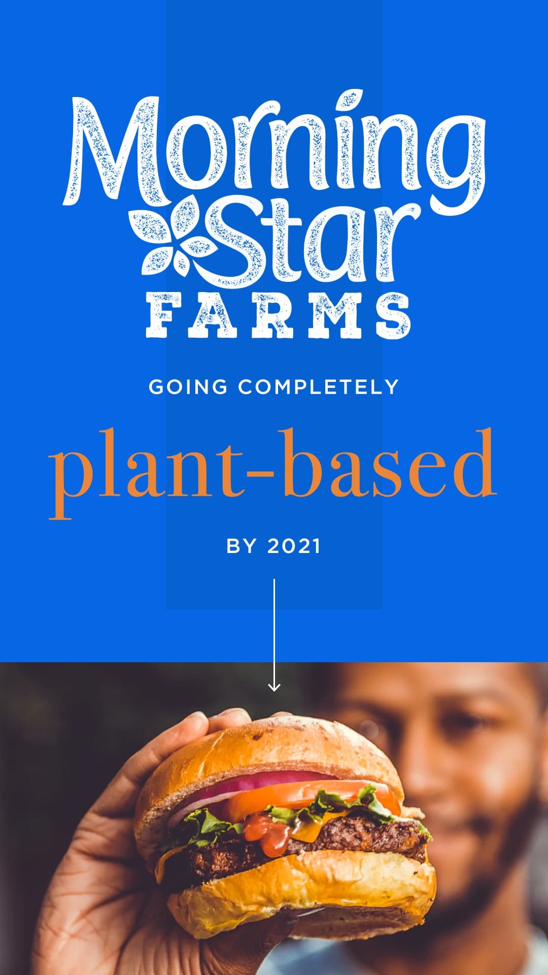 Winning! MorningStar Farms Going Completely Plant-Based by 2021