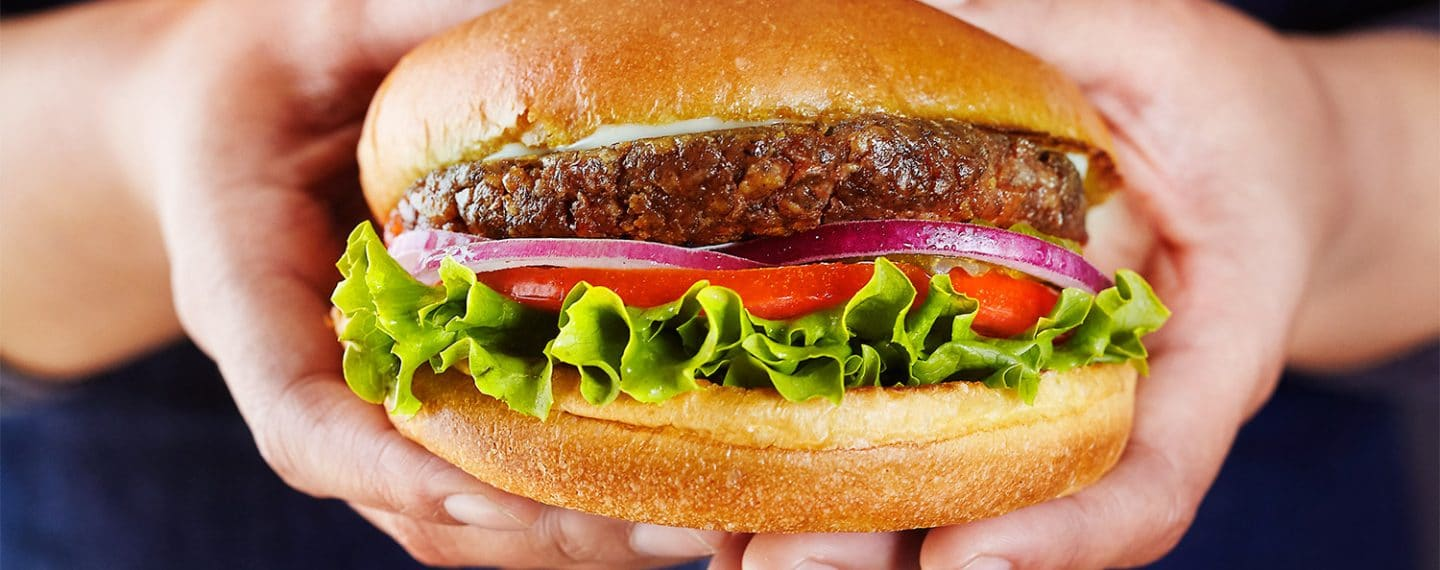 This Organic Plant-Based Burger Is Headed to Over 2,000 Kroger Stores
