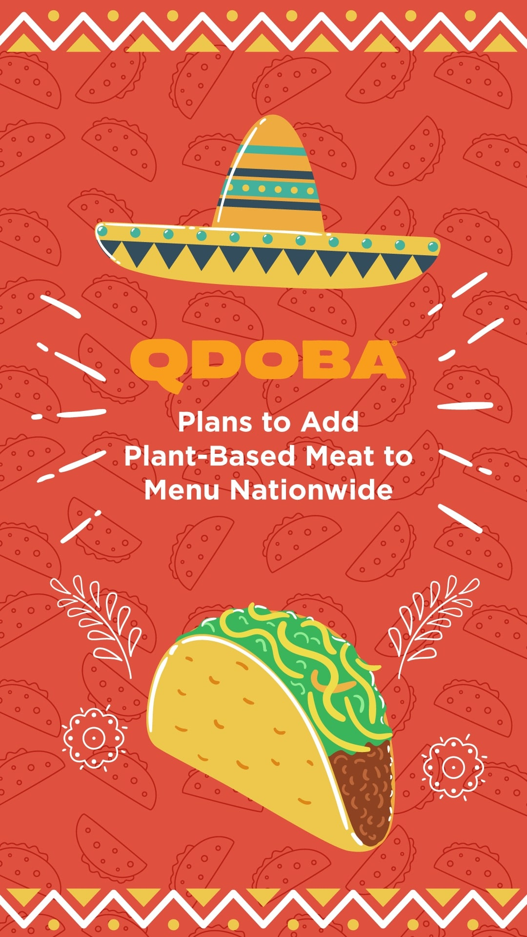 Qdoba Plans to Add Plant-Based Meat to Menu Nationwide