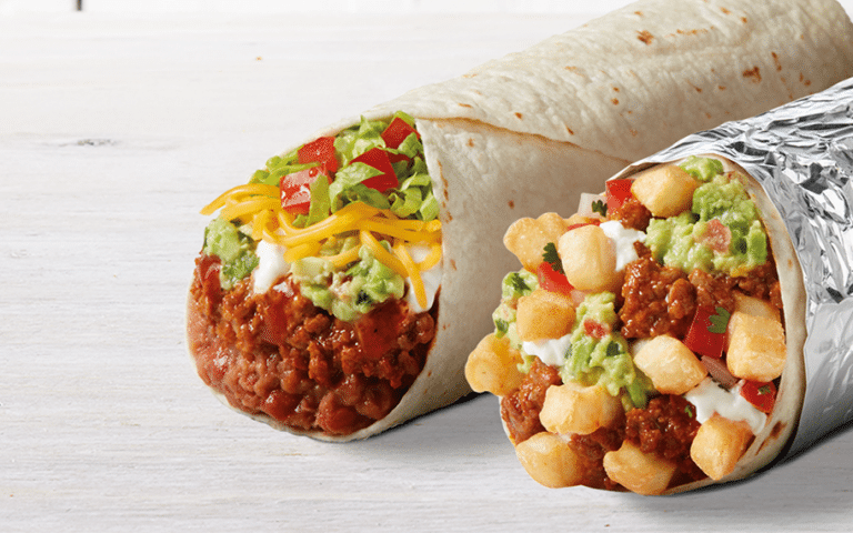 Del Taco Just Added Two New Beyond Meat Burritos to Its Menu