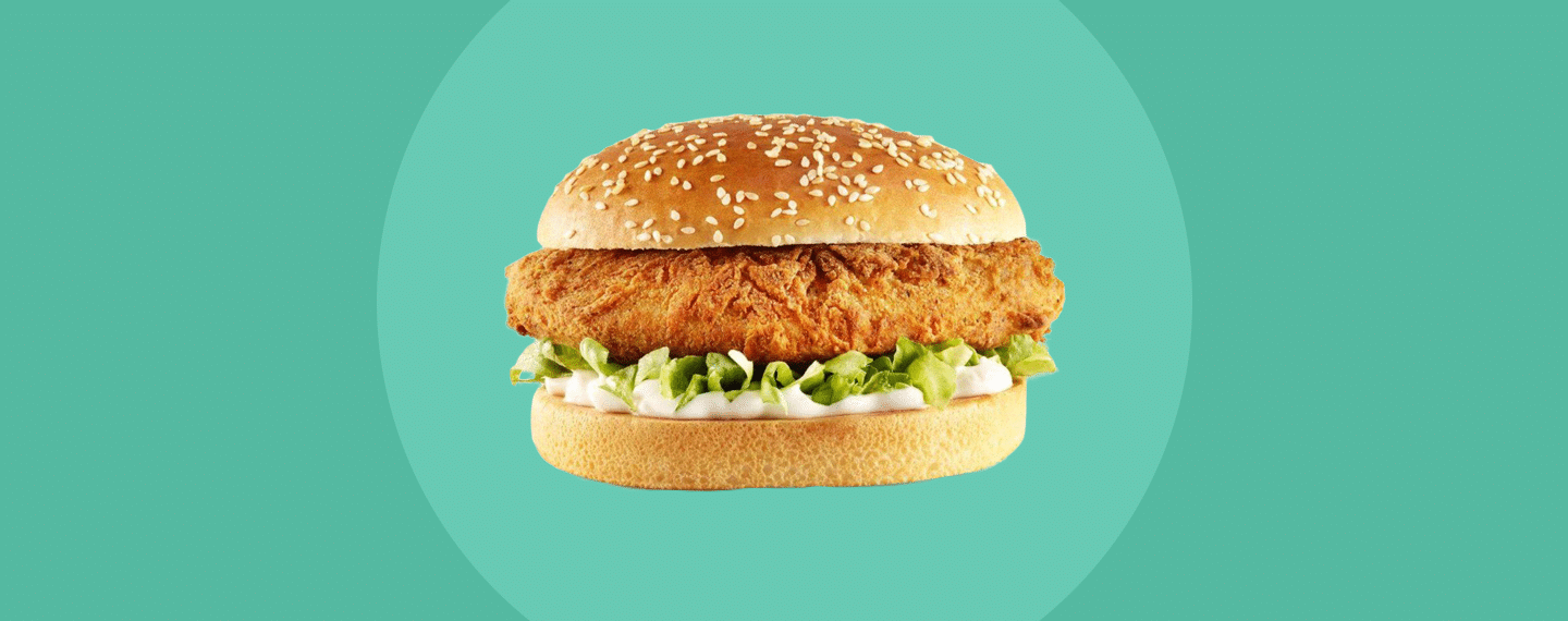 KFC Releases Vegan Chicken Sandwich, Sells Out in Four Days