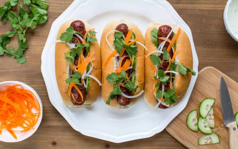 Lightlife Foods Announces Realistic Plant-Based Sausages