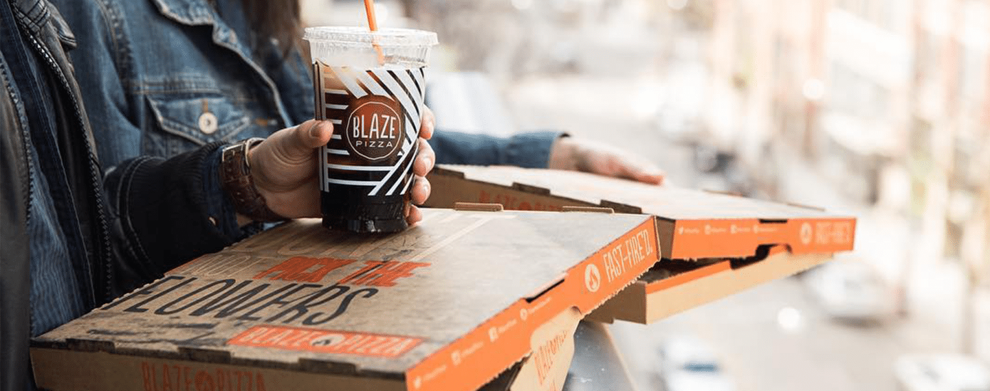 Blaze Pizza Just Launched Its First All-Vegan Pizza, but That's Not All