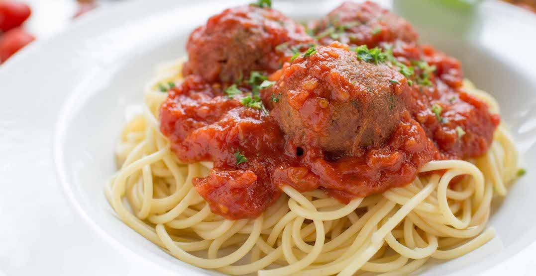 Beyond Meatballs Now Available at The Old Spaghetti Factory in Canada