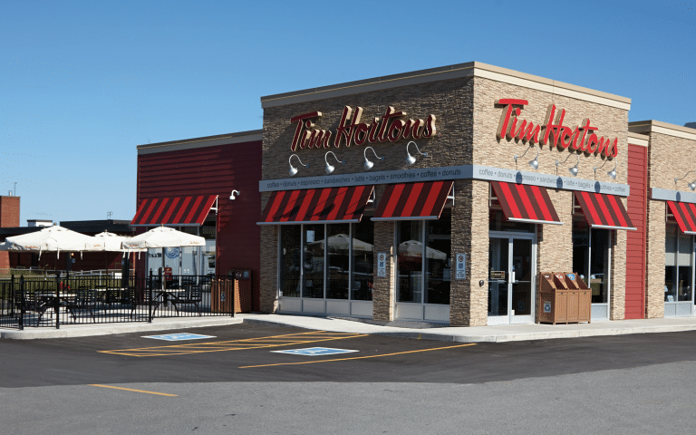 Canadian Chain Tim Hortons Adds New Beyond Meat Burgers to Menu