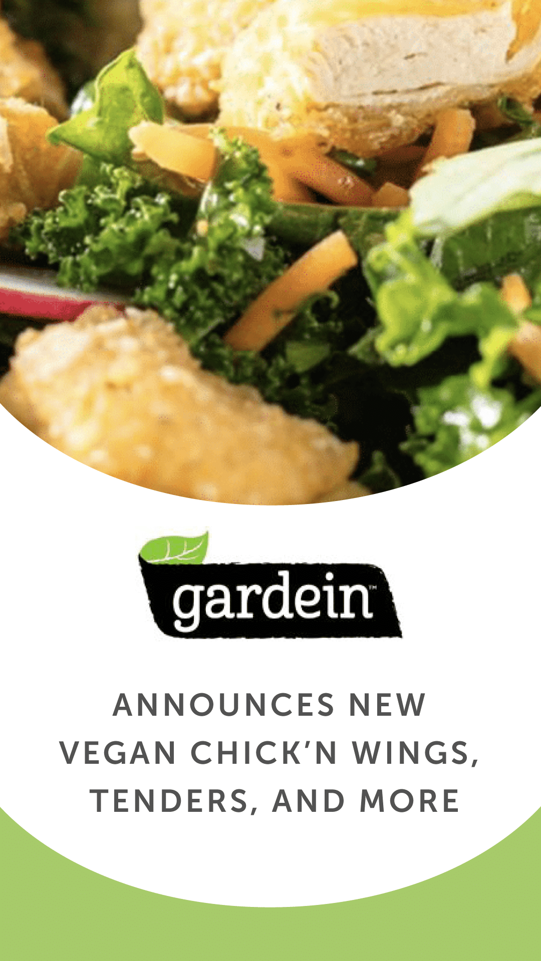 Gardein Announces New Vegan Chick'n Wings, Tenders, and More