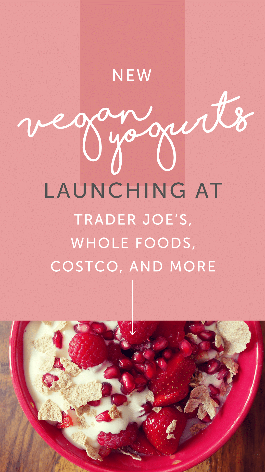 New Vegan Yogurts Launching at Trader Joe's, Whole Foods, Costco, and More