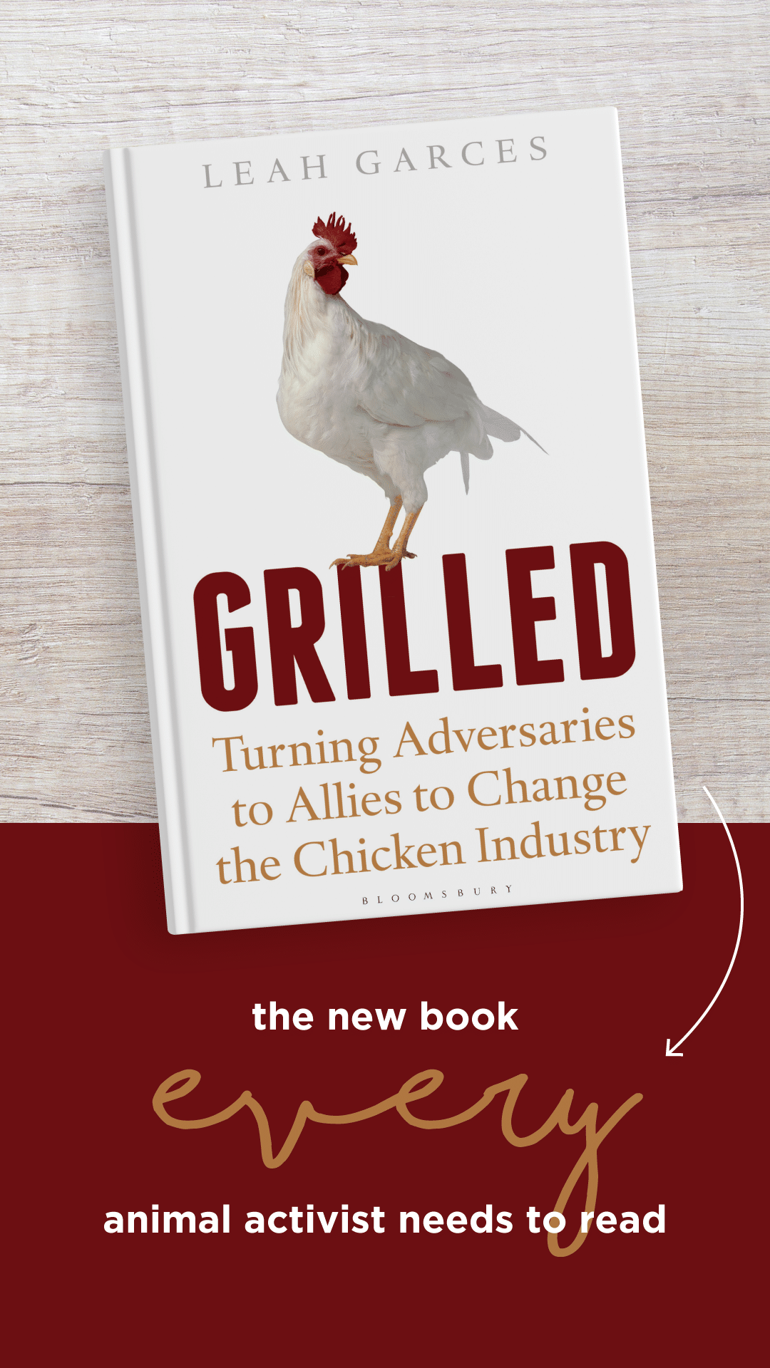Grilled: The New Book Every Animal Advocate Needs to Read