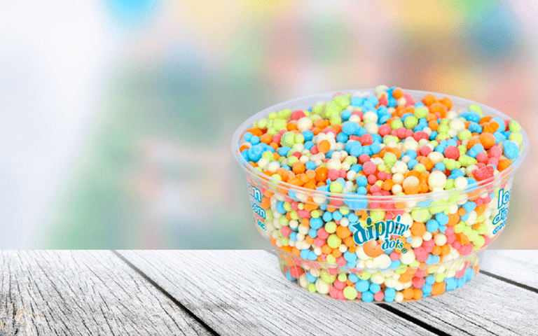 Accidentally Vegan Dippin' Dots Flavors You Need to Try
