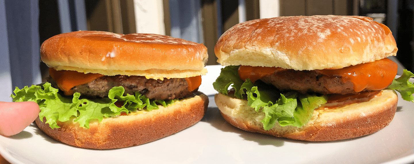 I Cooked Beyond Beef and Impossible Burger Side by Side. Here's What Happened.