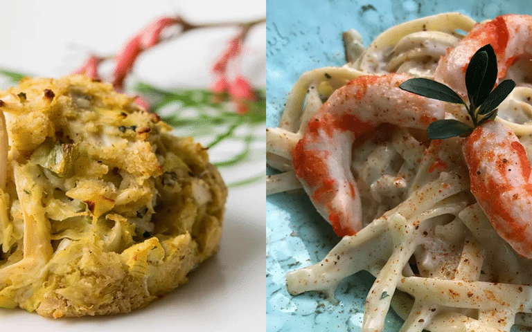 Seafood Company Launches Plant-Based Shrimp and Crab Cakes