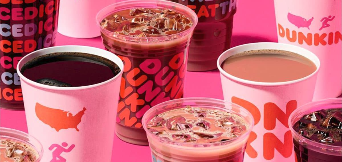 Dunkin' Launching New Vegan Drink Nationwide This Spring