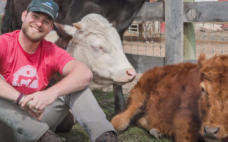 Exclusive Interview with Star of Animal Planet's Newest Show, Saved by the Barn
