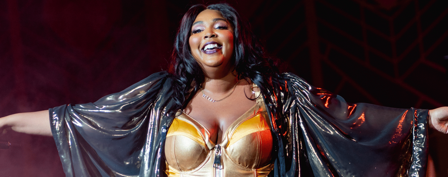 "Lizzo Tells Nearly Nine Million Followers That Being Vegan Has Been ""Pretty Easy"""