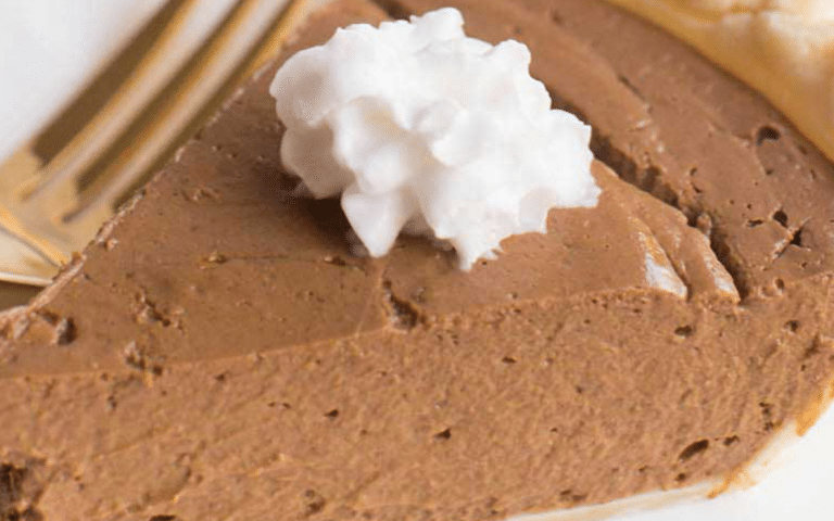"You'll ""Fall"" in Love with This Heavenly Pumpkin Chocolate Pie Recipe"