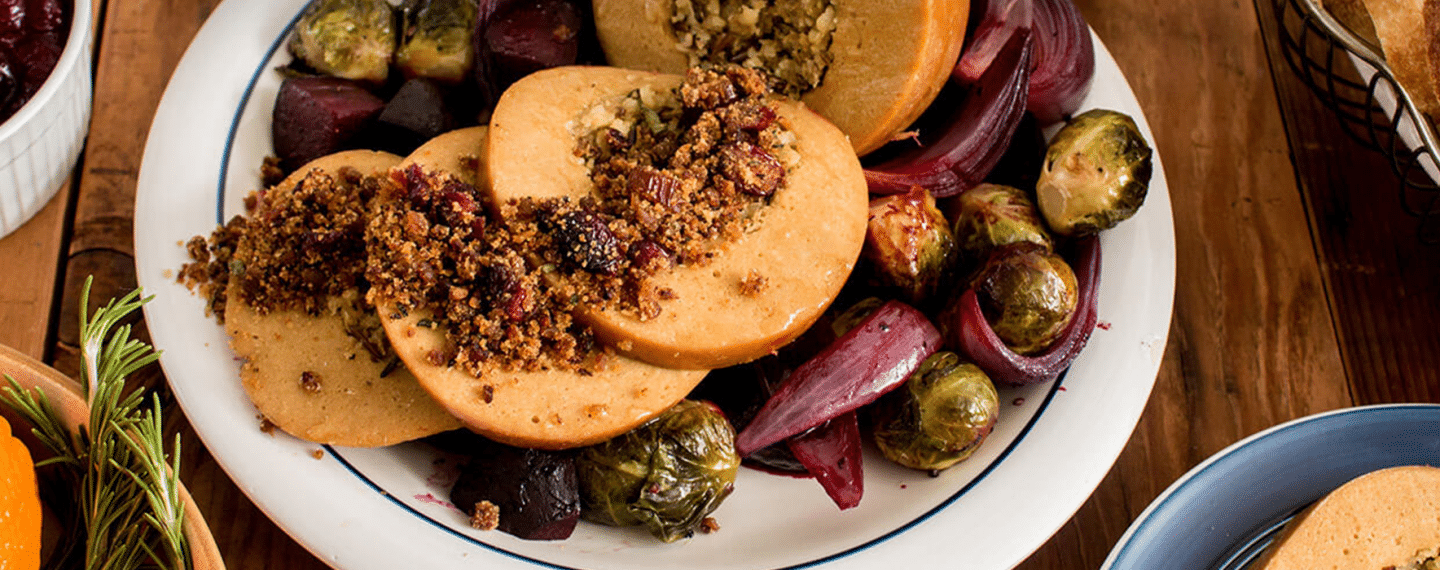 8 Plant-Based Roasts You Need to Try This Holiday Season